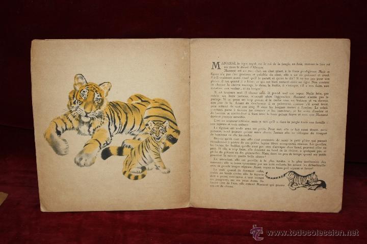 Libros antiguos: Albums du Père Castor. Les petits et Les grands. Editeur Flammarion. año 1933 - Foto 4 - 50436062