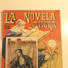 Libros antiguos: LA NOVELA DE AHORA, GUY MANERING, CALLEJA AÑOS 20, M. PICCOLO ILUSTRADOR. Lote 50640838