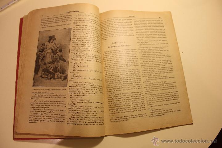 Libros antiguos: LA NOVELA DE AHORA, YOLANDA LA HIJA DEL CORSARIO NEGRO, CALLEJA AÑOS 20, M. PICCOLO ILUSTRADOR - Foto 3 - 50640885