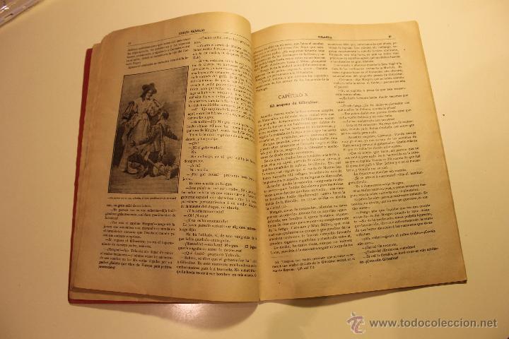 Libros antiguos: LA NOVELA DE AHORA, YOLANDA LA HIJA DEL CORSARIO NEGRO, CALLEJA AÑOS 20, M. PICCOLO ILUSTRADOR - Foto 4 - 50640885