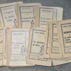 Libros antiguos: CUENTOS CLASICOS GRAN LOTE DE 43 UNIDADES . Lote 50646741