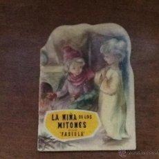 Libros antiguos: LA NIÑA DE LOS MITONES, EDITORIAL ARTIGAS . Lote 50874783