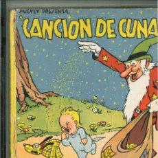 Libros antiguos: CANCIÓN DE CUNA. WALT DISNEY. Lote 50884132