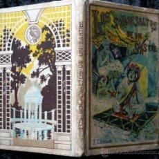 Libros antiguos: CUENTO CALLEJA - LOS SOBRESALTOS DE UN SATRE - ILUSTRACIONES DE MÉNDEZ BRINGA. Lote 50952970