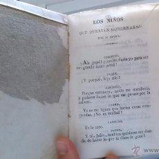 Libros antiguos: EL AMIGO DE LA INFANCIA. MR. BERQUIN, BARCELONA, IMPRENTA DE JOSE TORNER, BARCELONA, 1824. Lote 50978712