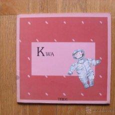 Libros antiguos: KWA, COLECCION GRAO, TEIDE 1 EDICION. Lote 51170744