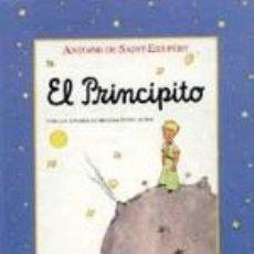 Libros antiguos: EL PRINCIPITO. LE PETIT PRINCE (EDICIÓN BILINGÜE) A. DE SAINT-EXUPERY). Lote 51205911