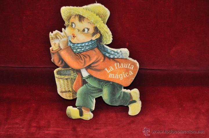CUENTO TROQUELADO LA FLAUTA MAGICA DE FERRANDIZ (Libros Antiguos, Raros y Curiosos - Literatura Infantil y Juvenil - Cuentos)