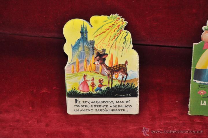 Libros antiguos: Cuento troquelado Feliz Cumpleaños. ed. Roma. Serie cositas lindas nº5 - Foto 2 - 51399317