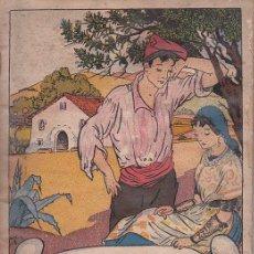 Libri antichi: NICK : CONTE DE MITJA NIT / PER CARME KARR, IL·LUSTRACIONS DE LOLA ANGLADA - 1934. Lote 51612067