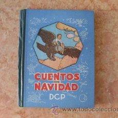 Libros antiguos: CUENTOS DE NAVIDAD,DE MARIA AMPARO BORRAS,EDITORIAL DALMAU CARLES,PLA,TERCERA EDICION,AÑO 1930. Lote 51690629