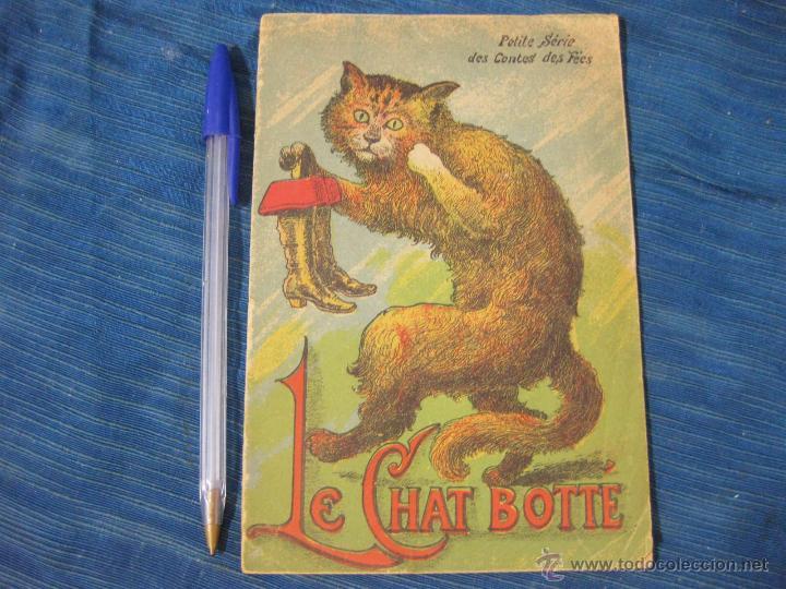 cuento en frances de el gato con botas. le chat - Comprar Libros ... efe9e124a2915