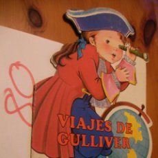 Libros antiguos: ANTIGUO CUENTO INFANTIL - VIAJES DE GULLIVER - ENVIO GRATIS A ESPAÑA. Lote 51745655