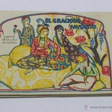 Libros antiguos: CUENTO DE CALLEJA EN COLORES, EL GRACIOSO FAVORITO, MADRID S/F, ED. SATURNINO CALLEJA, TIENE 16,5 X . Lote 51947500