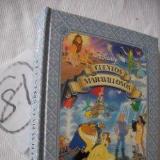 Libros antiguos: CUENTOS MARAVILLOSOS DISNEY. Lote 117951567