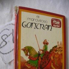 Libros antiguos: ANTIGUO CUENTO INFANTIL - ELMARAVILLOSO GONTRAN. Lote 52006894