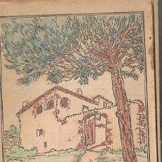 Libros antiguos: EL POU MISTERIOS / DIB. JUNCEDA. COL. EN PATUFET ,242. 12X8CM. 15 P. Lote 52309853
