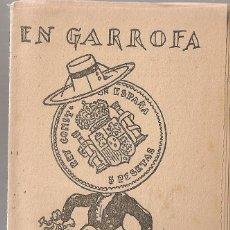 Libros antiguos: EN GARROFA / J. CATALA. COL. EN PATUFET ,441. 12X8CM. 15 P. Lote 52310561