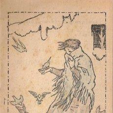 Libros antiguos: LA GENTIL GUILLEMINA / J.M FOLCH I TORRES. COL. EN PATUFET, 309. 12X8CM. 15 P.. Lote 52312269