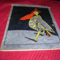 Libros antiguos: ANTIGUO CUENTO PINOCHO SE HACE PELÍCANO .CUENTOS DE CALLEJA EN COLORES. Lote 52400458