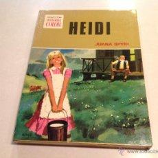 Libros antiguos: HEIDI . Lote 52545128