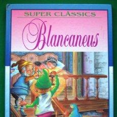 Libros antiguos: BLANCANEUS . SUSAETA EDICIONES 1993 . EN CATALÁN . TAPA DURA. Lote 52701828