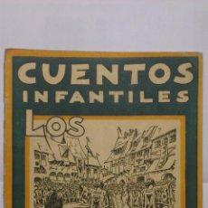 Libros antiguos: FLAUTISTA - CUENTOS INFANTILES, SERIE OSVERNIA Nº 4, AÑO 1939 PASAJES GUIPUZCOA. Lote 52718554