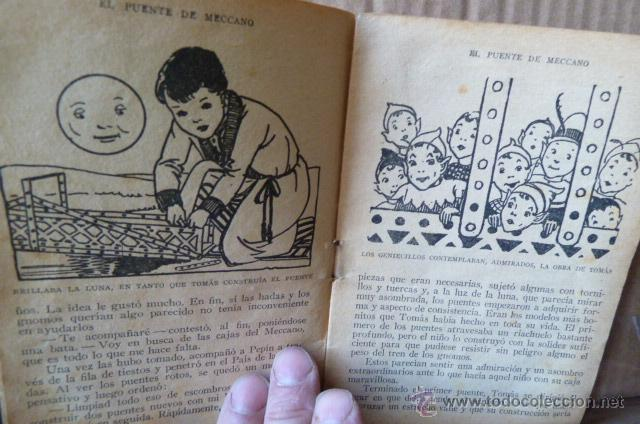 Libros antiguos: EL PUENTE DE MECCANO -COLECCION MARUJITA-N.98 - Foto 2 - 52968320