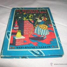 Libros antiguos: CUENTO EL NEGRITO Y LA PASTORA ED.SATURNINO CALLEJA . Lote 52990152