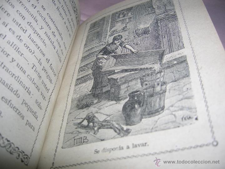 Libros antiguos: Cuento El negrito y la pastora Ed.Saturnino Calleja - Foto 2 - 52990152