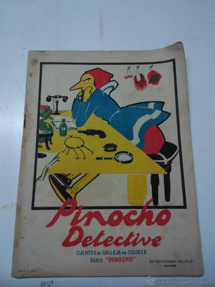 PINOCHO . CUENTO CALLEJA (Libros Antiguos, Raros y Curiosos - Literatura Infantil y Juvenil - Cuentos)