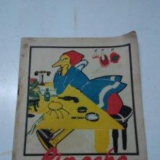 Libros antiguos: PINOCHO . CUENTO CALLEJA. Lote 53105756