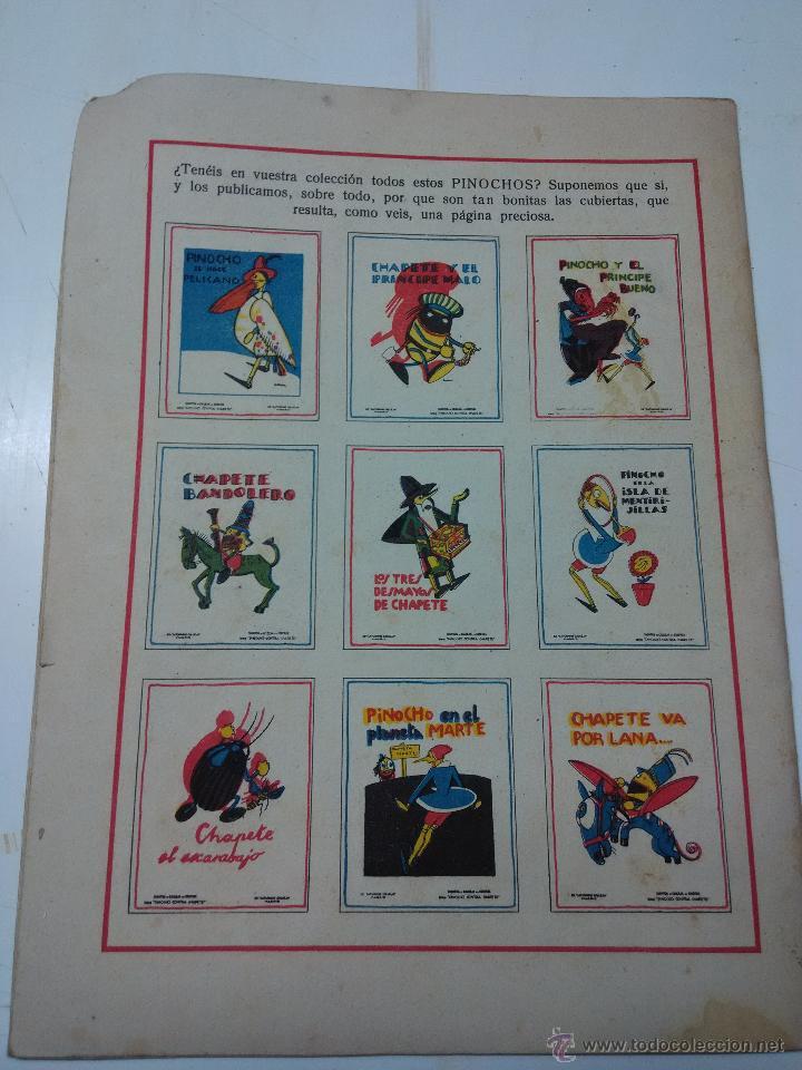 Libros antiguos: pinocho . cuento Calleja - Foto 3 - 53105756