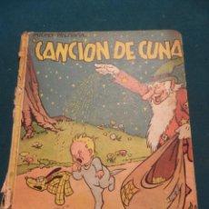 Libros antiguos: MICKEY PRESENTA CANCIÓN DE CUNA - CUENTO E ILUSTRACIONES POR WALT DISNEY - EDITORIAL MOLINO 1936. Lote 53133810