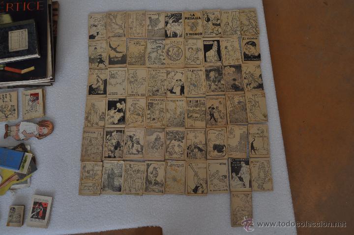 LOTE DE 55 CUENTOS CASA DEL PATUFET (Libros Antiguos, Raros y Curiosos - Literatura Infantil y Juvenil - Cuentos)