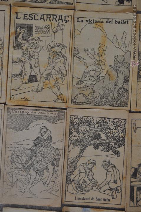 Libros antiguos: LOTE DE 55 CUENTOS CASA DEL PATUFET - Foto 3 - 53133894