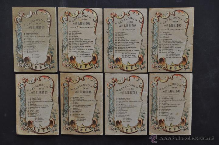 Libros antiguos: LOTE DE 8 CUENTOS CON CENSURA ECLESIASTICA. PONS Y C.ª EDITORES CATOLICOS - Foto 2 - 53134742