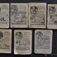 Libros antiguos: LOTE DE 7 PEQUEÑOS CUENTOS. EDITOR S. CALLEJA. Lote 53176820