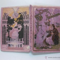 Libros antiguos: CUENTOS DE CALLEJA. POR AMBICIOSO. IL. MENDEZ BRINGA. ED. SATURNINO CALEJA . Lote 53332618