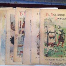 Libros antiguos: CUENTOS DE CALLEJA. LOTE DE 14 CUENTOS. Lote 53487011