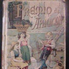Libros antiguos: PREMIO DE APLICACION S. CALLEJA 18.. ILUSTRADO DIBUJOS MANUEL ANGEL MANUEL PICOLO ANGEL DIAZ HUERTAS. Lote 53492562
