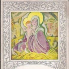 Libros antiguos: CUENTO CANCIONES DE NAVIDAD EDITORIAL JUVENTUD . Lote 74152146