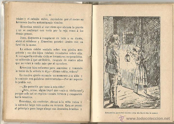 Libros antiguos: ANTIGUO CUENTO ALMA DE ANGEL BIBLIOTECA HISPANIA EMILIO PEREZ VIDAL LA ARTISTICA ESPAÑOLA AÑOS 20 MB - Foto 3 - 53992238