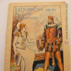 Libros antiguos: CUENTO LA HERMONA EN EL PALACIO ENCANTADO ED. SATURNINO CALLEJA. Lote 54010457