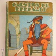 Libros antiguos: CUENTOS DE PERRAULT PRIMERA SERIE. ED. SATURNINO CALLEJA 1936. ILUSTRACIONES PENAGOS.. Lote 54010803
