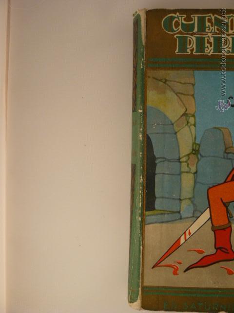 Libros antiguos: CUENTOS DE PERRAULT PRIMERA SERIE. ED. SATURNINO CALLEJA 1936. ILUSTRACIONES PENAGOS. - Foto 3 - 54010803