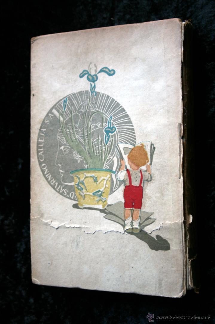 Libros antiguos: ROBINSON SUIZO - CALLEJA - Penagos - 1920 - Foto 8 - 79628897