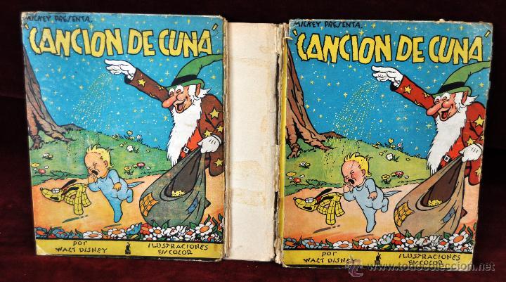 Libros antiguos: LOTE DE 3 CUENTOS DE LA EDITORIAL MOLINO (WALT DISNEY) - Foto 2 - 54061887
