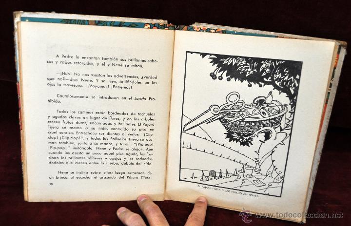 Libros antiguos: LOTE DE 3 CUENTOS DE LA EDITORIAL MOLINO (WALT DISNEY) - Foto 3 - 54061887