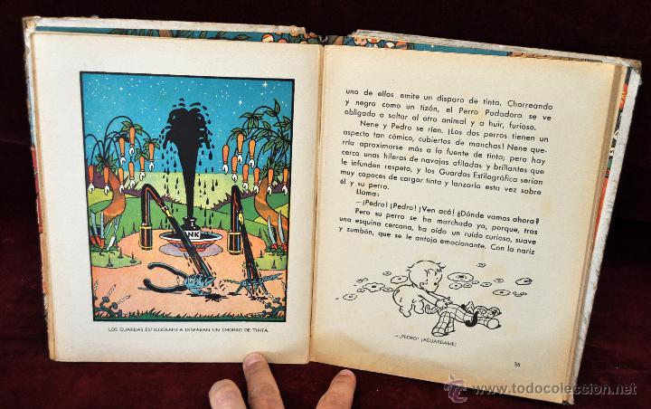 Libros antiguos: LOTE DE 3 CUENTOS DE LA EDITORIAL MOLINO (WALT DISNEY) - Foto 4 - 54061887